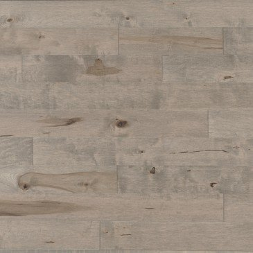 Grey Maple Hardwood flooring / Gelato Mirage Sweet Memories