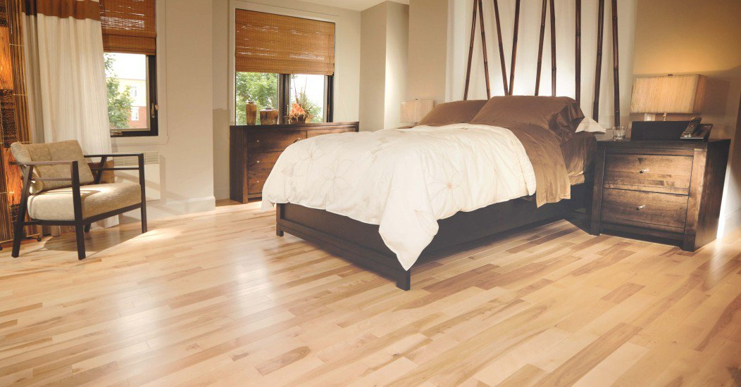 Natural Yellow Birch Exclusive Mirage Hardwood Floors