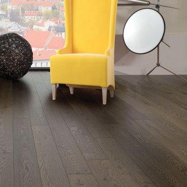 Brown Red Oak Hardwood flooring / Sandstone Mirage Imagine / Inspiration