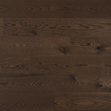 Brown Red Oak Hardwood flooring / Nightfall Mirage Flair
