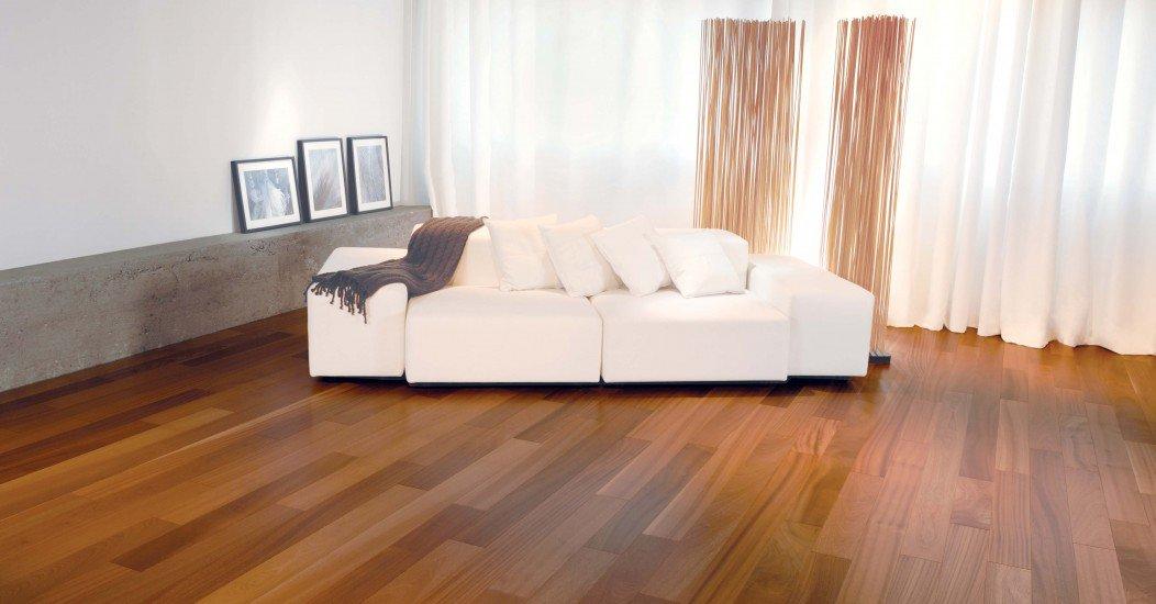 Exotic Sapele Mirage Hardwood Floors
