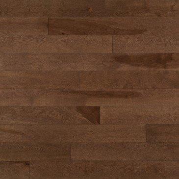 Planchers de bois franc Merisier Orangé / Mirage Admiration North Hatley