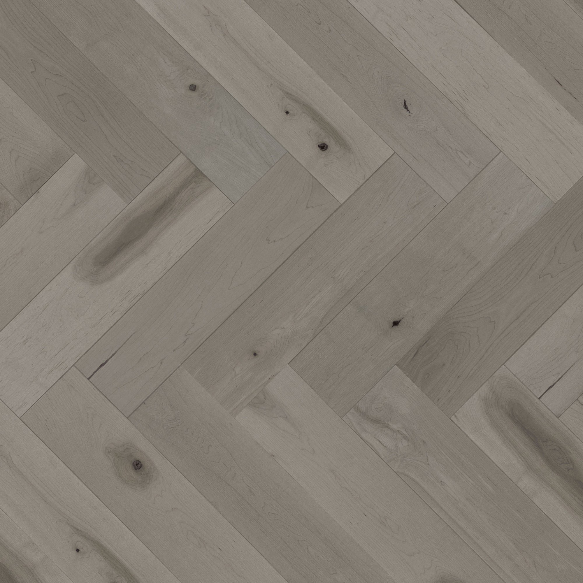 Érable Grey Drizzle Caractère Lisse - Image plancher