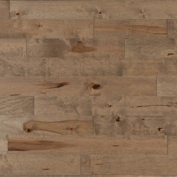 Grey Maple Hardwood flooring / Nougat Mirage Sweet Memories