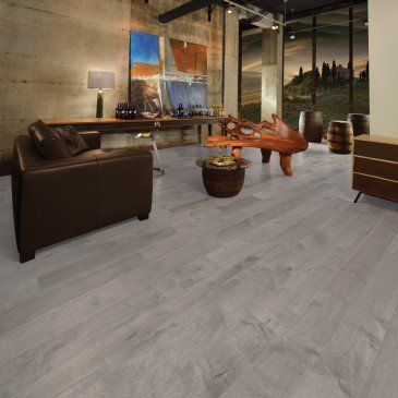 Grey Maple Hardwood flooring / Driftwood Mirage Imagine / Inspiration