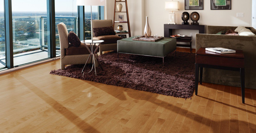 Admiration Yellow Birch Sierra Mirage Hardwood Floors