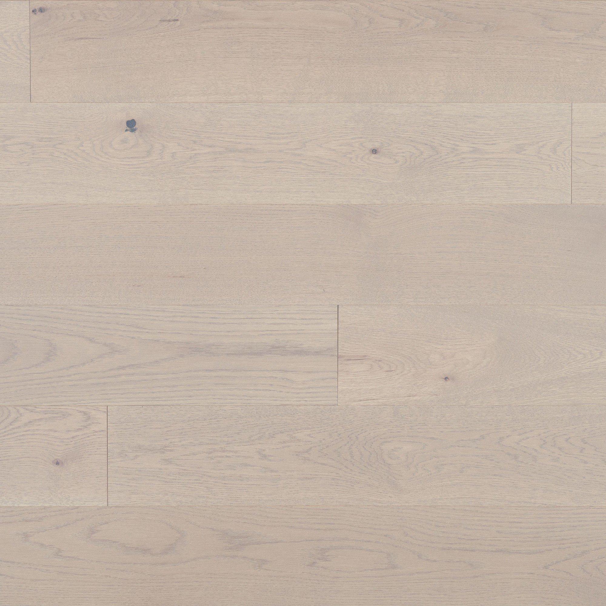 White Oak Snowdrift Character Brushed - Floor image