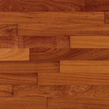 Natural Sapele Hardwood flooring / Natural Mirage Exotic