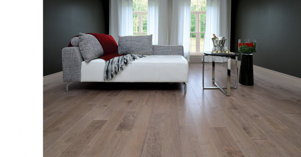 Admiration maple greystone mirage hardwood floors for Mirage hardwood flooring