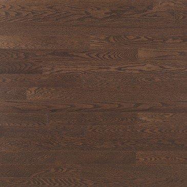 Chêne rouge Knowlton Exclusive Brossé - Image plancher