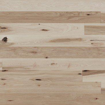 Planchers de bois franc Hickory Naturel / Mirage Herringbone Naturel
