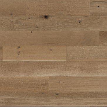 Chêne blanc R&Q Caractère Brossé - Image plancher