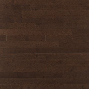 Brown Maple Hardwood flooring / Waterloo Mirage Admiration