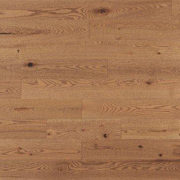 Chêne rouge Papyrus Caractère Liège - Image plancher