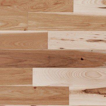 Planchers de bois franc Hickory Naturel / Mirage Naturels Naturel