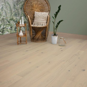 White Oak Hardwood flooring / Maui Mirage DreamVille / Inspiration