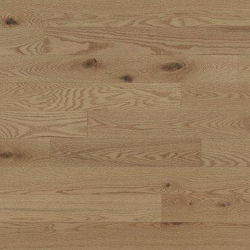 Beige Red Oak Hardwood flooring / Paddle ball Mirage Sweet Memories