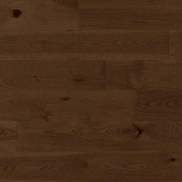 Planchers de bois franc Hickory Brun / Mirage Admiration Havana