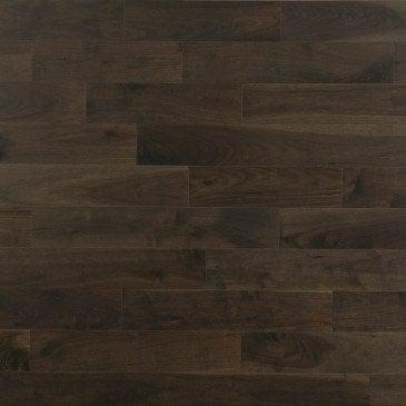 Planchers de bois franc Noyer Brun / Mirage Herringbone Charcoal