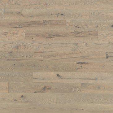 Chêne rouge Château Caractère Brossé - Image plancher