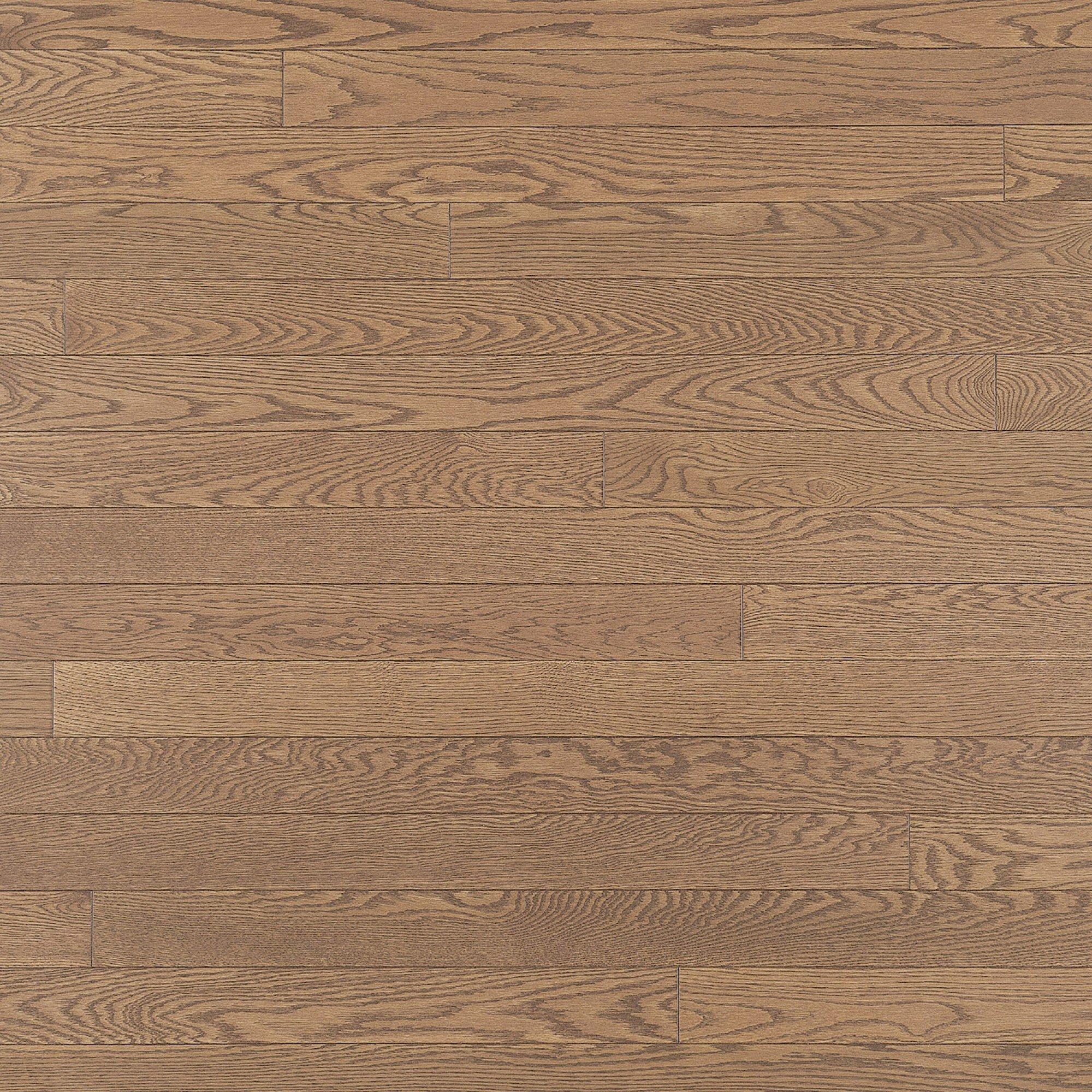 Chêne rouge Hudson Exclusive Lisse - Image plancher