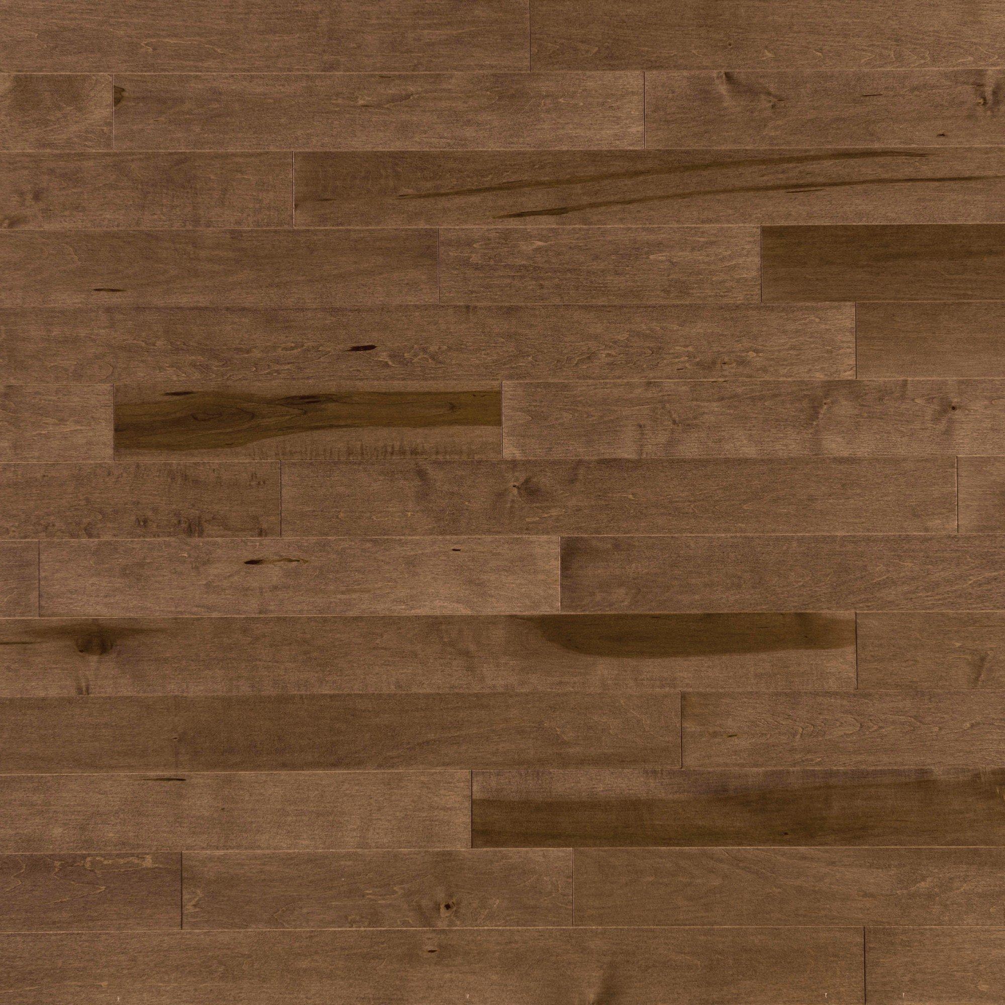 Érable Savanna Exclusive Lisse - Image plancher