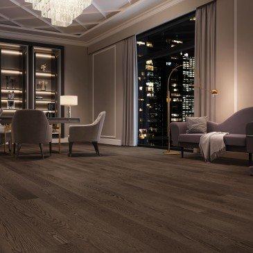 Planchers de bois franc Chêne Rouge Brun / Mirage Admiration Charcoal / Inspiration