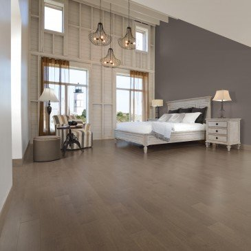 Grey Maple Hardwood flooring / Platinum Mirage Admiration / Inspiration