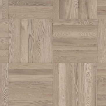 Brown Red Oak Hardwood flooring / Rio Mirage Herringbone