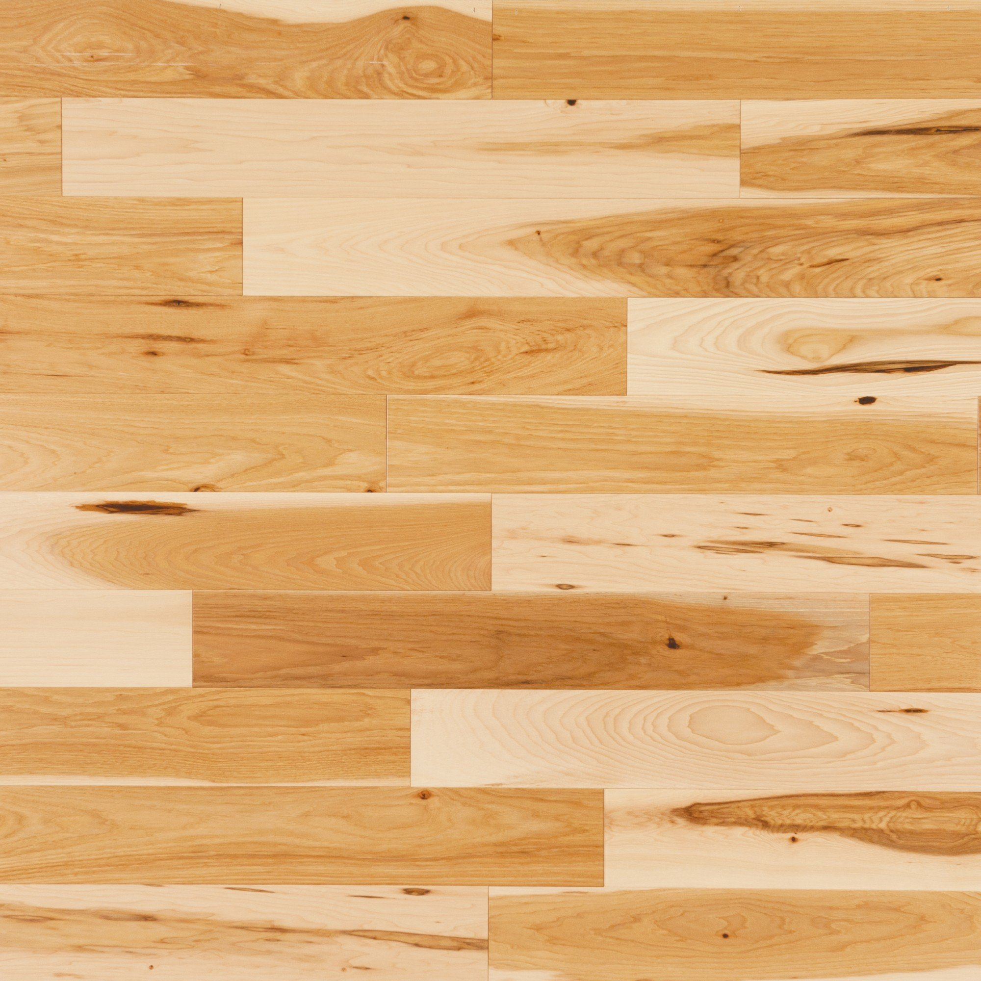 Hickory Character Smooth - Floor image