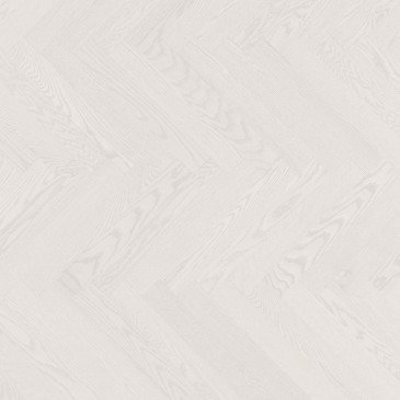 White Red Oak Hardwood flooring / Nordic Mirage Herringbone