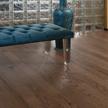 Planchers de bois franc Chêne Rouge Brun / Mirage Escape New Haven / Inspiration