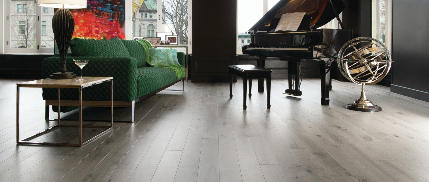 Floors with character, with ultramatte finish on a character grade - Mirage Floors, The World's Finest And Best Hardwood Floors