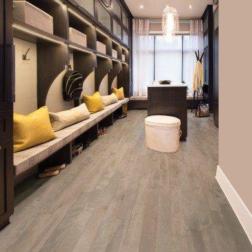 Brown Yellow Birch Hardwood flooring / Rio Mirage Admiration / Inspiration