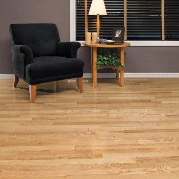 Red Oak Exclusive - Floor image