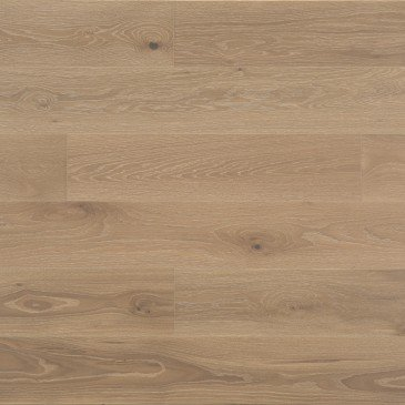 Natural White Oak Hardwood flooring / Hula Hoop Mirage Herringbone