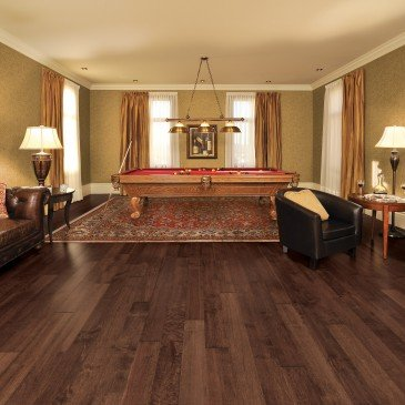 Brown Maple Hardwood flooring / Gingerbread Mirage Sweet Memories / Inspiration