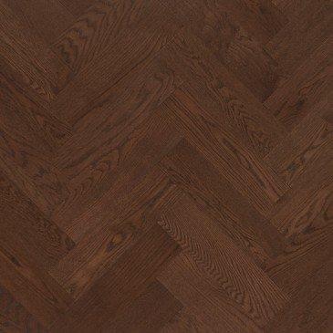 Planchers de bois franc Chêne Rouge Brun / Mirage Herringbone Umbria