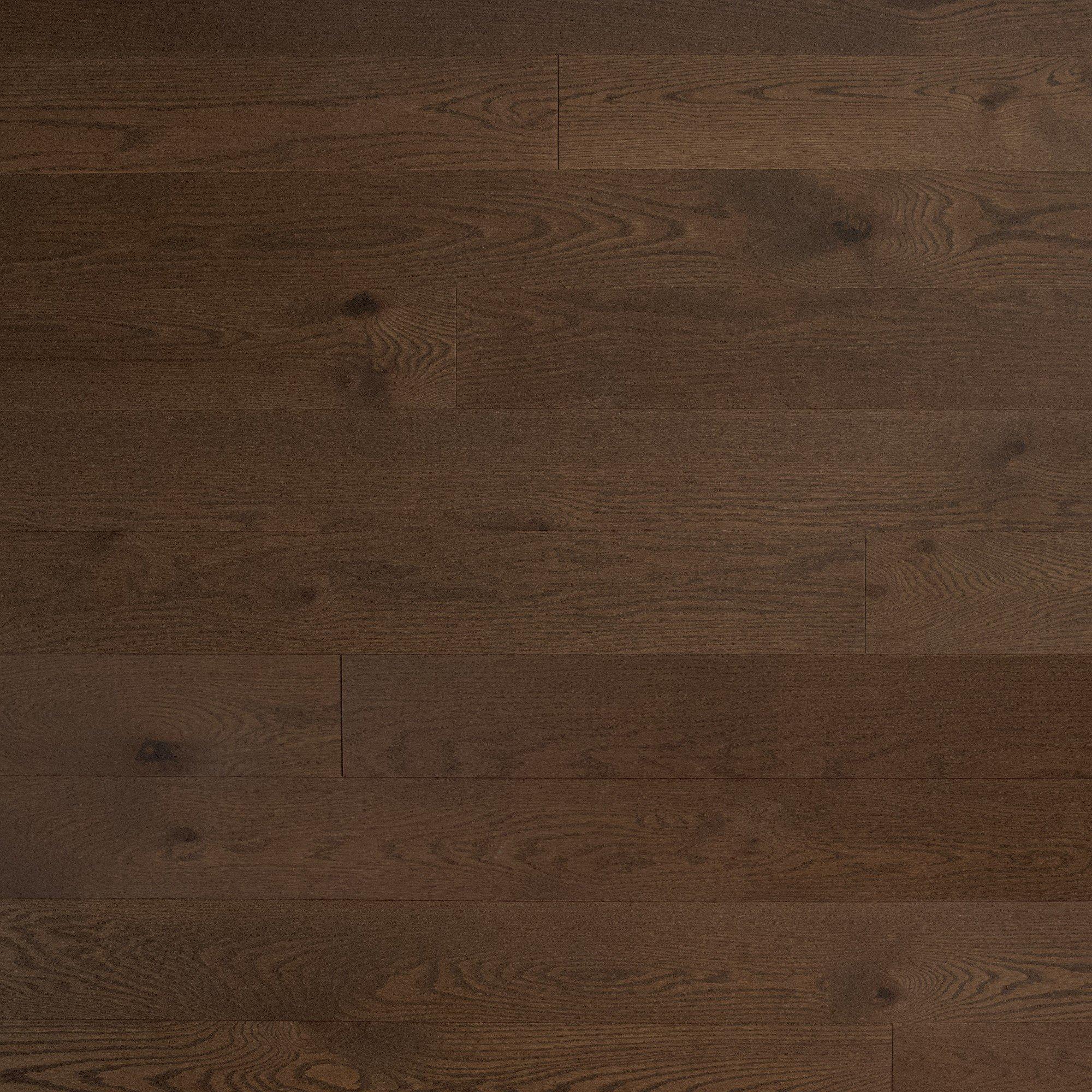 Chêne Hermosa Caractère Brossé - Image plancher