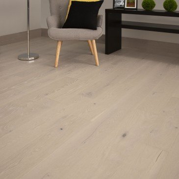 Planchers de bois franc Chêne Blanc / Mirage DreamVille Aspen / Inspiration