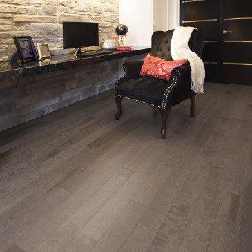 Planchers de bois franc Merisier Brun / Mirage Admiration Greystone / Inspiration