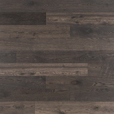Brown White Oak Hardwood flooring / Lunar Eclipse Mirage Flair