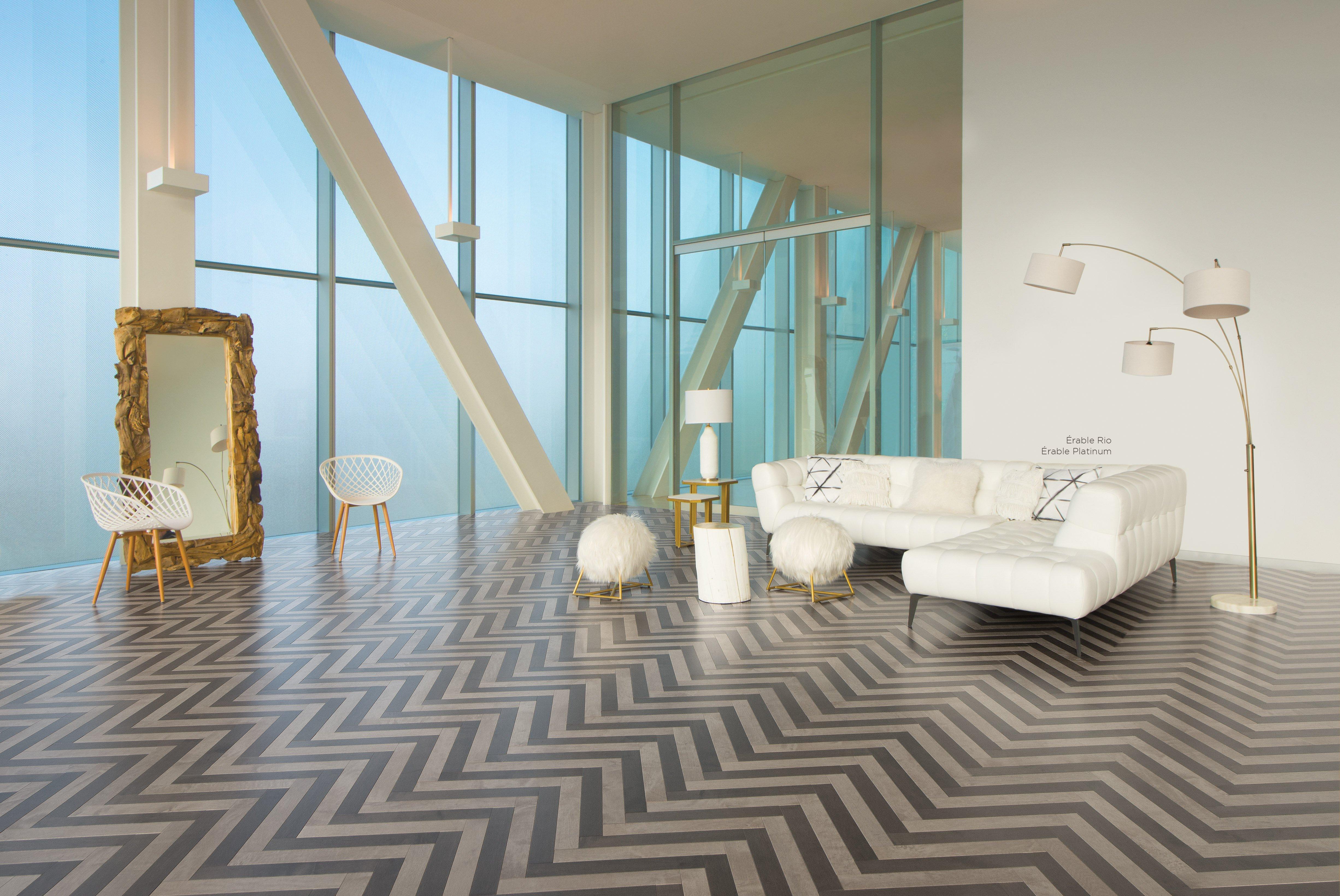 Érable Platinum Exclusive Lisse - Image ambiance