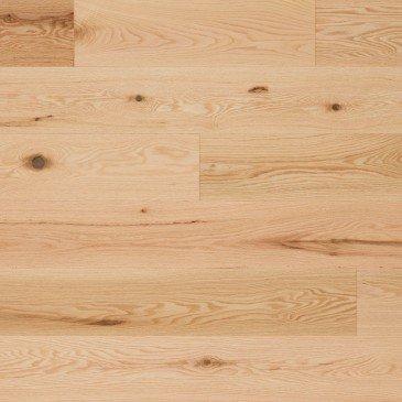 Chêne rouge Caractère Brossé - Image plancher