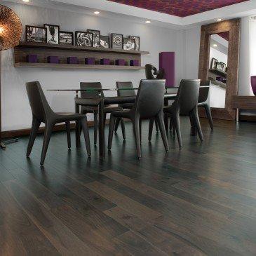 Planchers de bois franc Noyer Brun / Mirage Admiration Charcoal / Inspiration