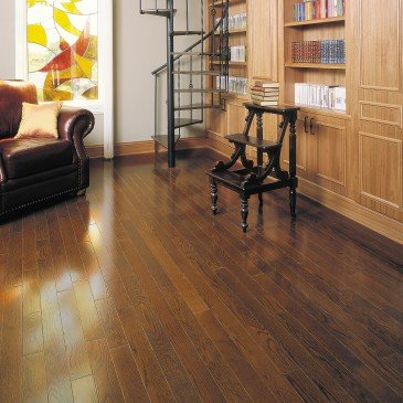 Brown Red Oak Hardwood flooring / Rich Oak Mirage Admiration / Inspiration