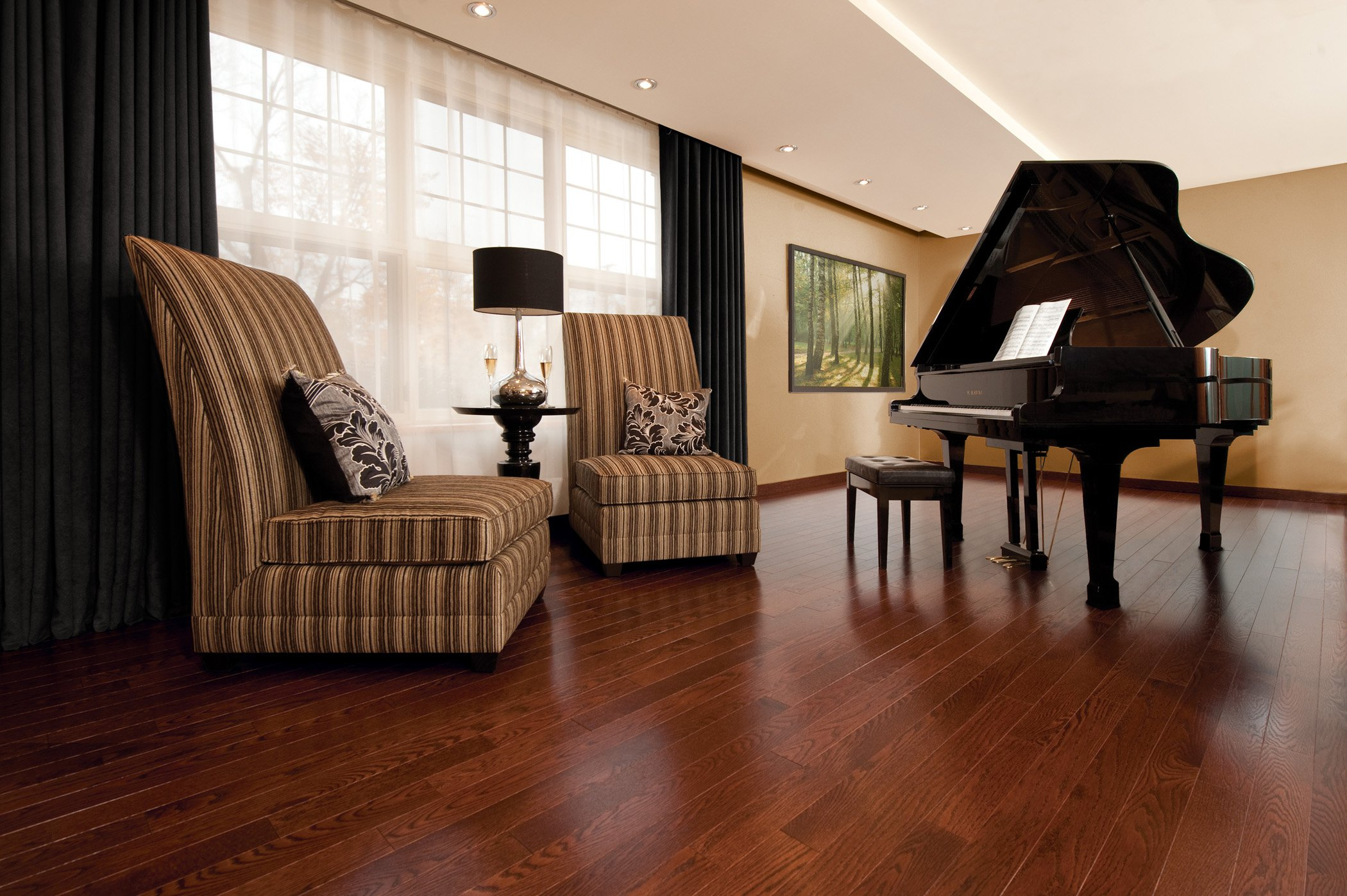 Admiration Red Oak Canyon Mirage Hardwood Floors