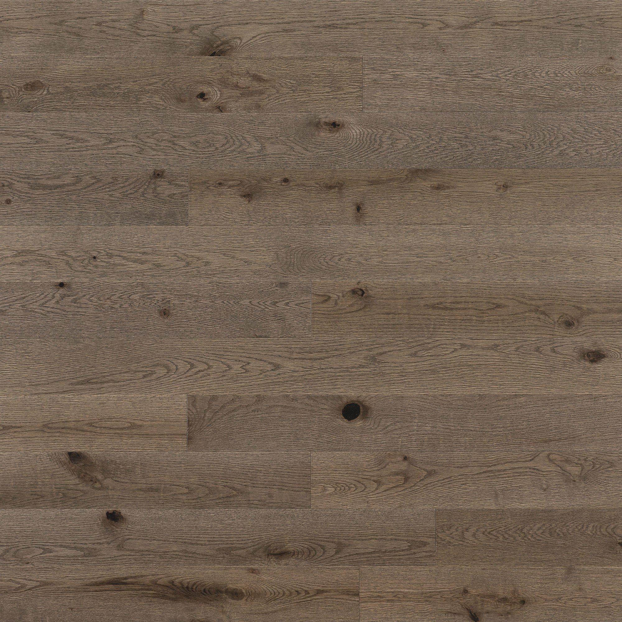 Chêne rouge Barn Wood Caractère Aspect Vieilli - Image plancher