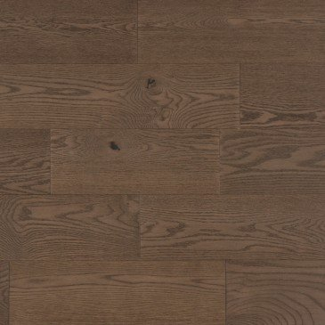 Brown Red Oak Hardwood flooring / Tree House Mirage Sweet Memories