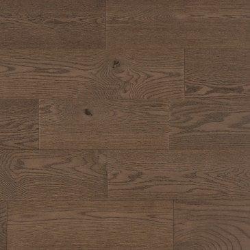 Brown Red Oak Hardwood flooring / Tree House Mirage Sweet Memories